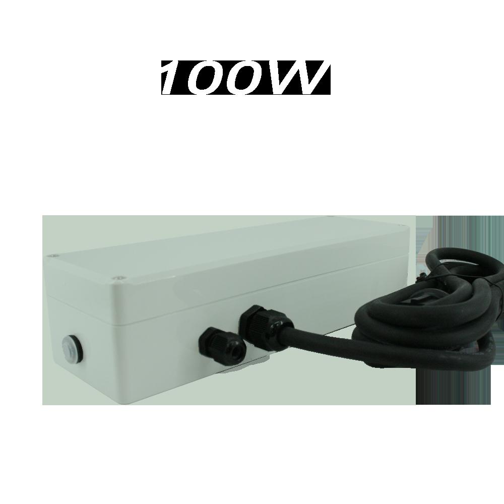 Driverbox waterdicht 100W